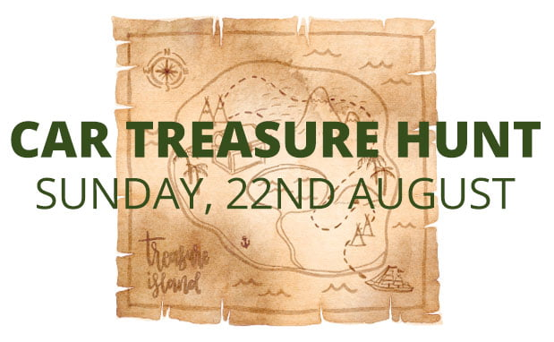 Your chance to win a car treasure hunt round Calddecott Country